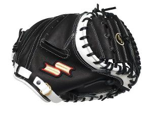 SSK Oil Benhur 33 inch Black Catcher Mitt