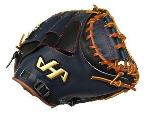 HATAKEYAMA Pro Japan Steerhide 33 inch Catcher Mitt